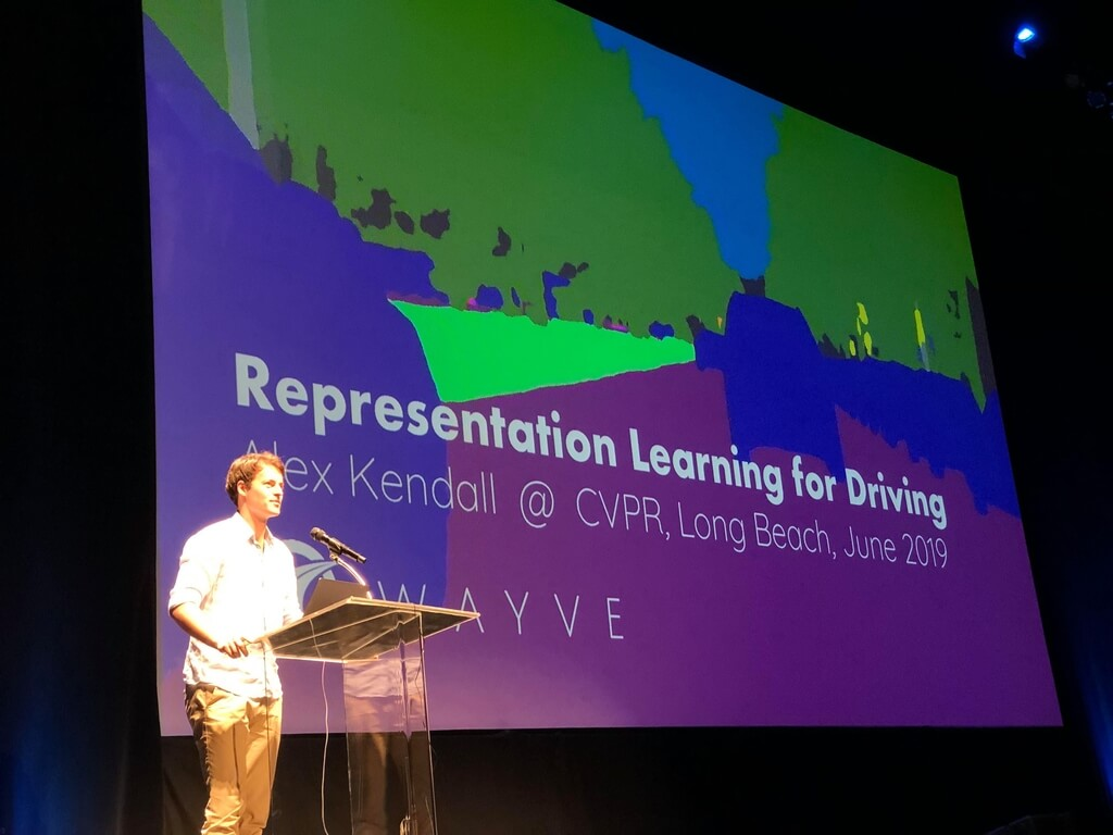 Alex Kendall, Representation Learning for Autonomous Driving, CVPR 2019